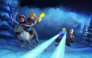 LEGO Frozen Northern Lights (2017)