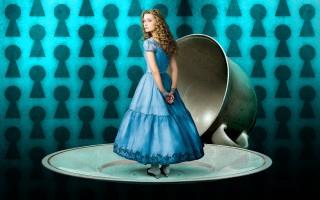 Alice in Wonderland, Tim Burton's (2010)