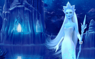 The Snow Queen 4: Mirrorlands (2018)