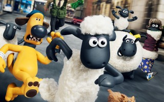 Shaun the Sheep Movie (2015)