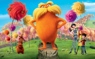 The Lorax, Dr. Seuss' (2012)