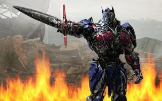 Transformers 4: Age of Extinction (2014)