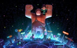 WIR2 Ralph Breaks The Internet (2018)
