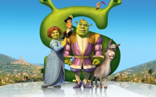 Shrek 3 The Third (2007)