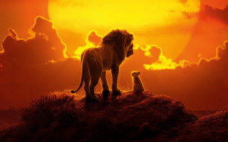 The Lion King CG (2019)