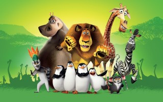 Madagascar 2: Escape 2 Africa (2008)