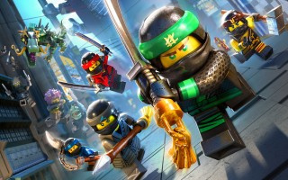 LEGO Ninjago Movie, The (2017)