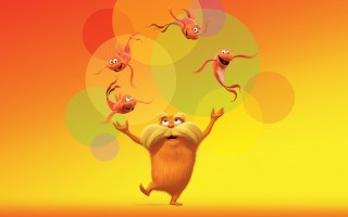 The Lorax, Dr. Seuss' (2012)