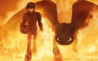 How to Train Your Dragon 3 HW (2019)