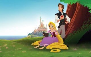 Tangled Before Ever After (TV Series) (2017)