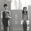 Pixar Shorts: Paperman (2012)